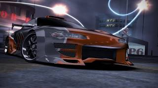need for speed carbon Mitsubishi eclipse customization