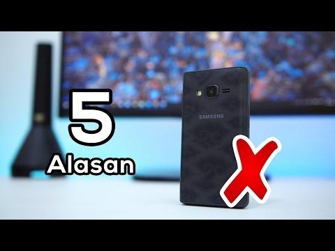 5 Alasan Untuk Tidak Pilih Samsung Z2!
