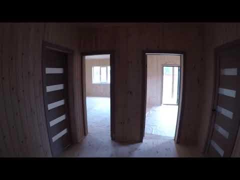 Одноэтажный дом 80 м2