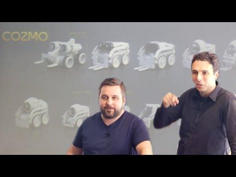 RI Seminar: Boris Sofman & Hanns Tappeiner : The Journey to Consumer Robotics