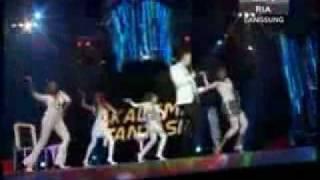 Maulana AF8 - Better Man dan Inilah Cinta (Konsert AF8 Minggu Ke-9)