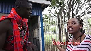 AJaABU Comedian - MAASAI Anafanya Tabia na SLAY QUEEN