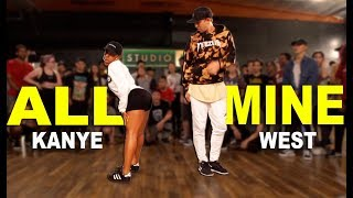"Kanye West - ""ALL MINE"" Dance Part 2 