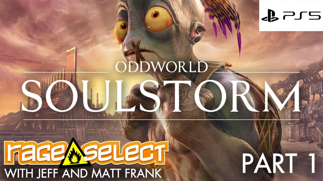 Oddworld: Soulstorm (The Dojo) Let's Play - Part 1