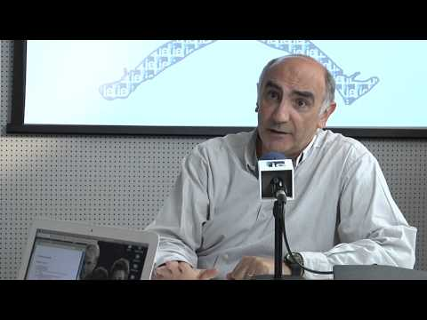 Interview with Miguel Ángel Paniagua at IE University