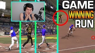 MY ACTUAL CRAZIEST GAME EVER!! MLB The Show 17 | Battle Royale