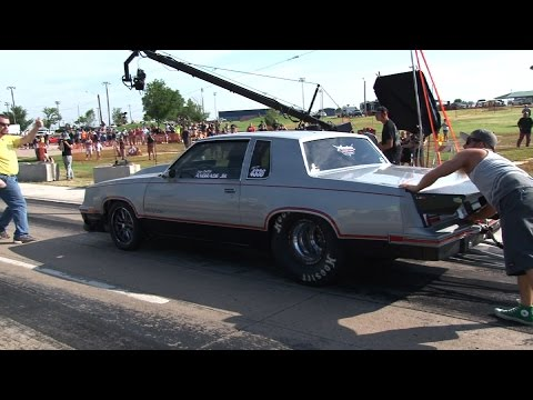 The CUTTY Turbo Test Pass – Street Outlaws