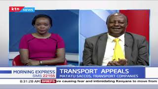 Transport Appeals: Transport licensing appeals; board hears appeals against NTSA