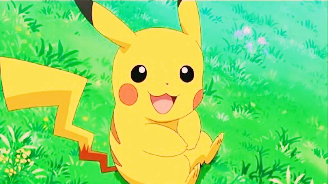 Những hình ảnh của Pikachu