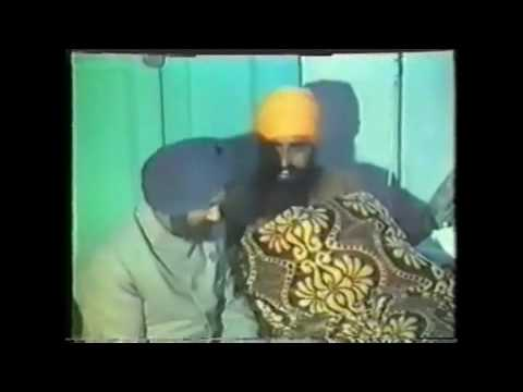 ਸੱਚੀ ਭਵਿੱਖਬਾਣੀ Sant Jarnail Singh Khalsa Bhindranwale.mp4
