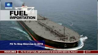 News@10: FG Set To Roll Out New Oil Policy 19/07/17 Pt 1