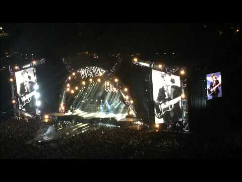 AC/DC Live at Dodger Stadium September 28th, 2015