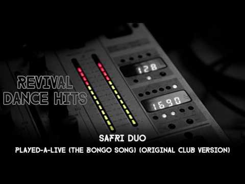 Safri Duo - Played-A-Live (The Bongo Song) (Original Club Version) [HQ]