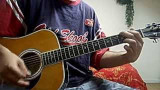 Everlast - Today (Watch me Shine) (guitar cover)