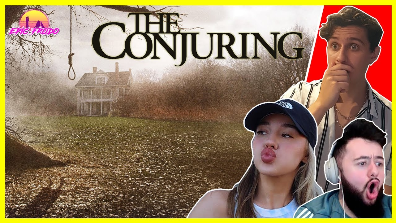 Download *FIRST TIME WATCHING THE CONJURING (2013)* - Movie Reaction | Scariest Modern Horror Film?