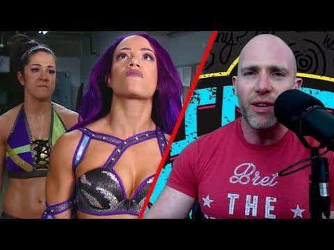 The REAL Reason Sasha Banks Walked Out On WWE | Simon Miller's Wrestling Show #161