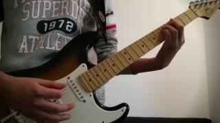 Es ist sinnlos mit sich selbst zu spaßen - Böhse Onkelz - Memento (Gitarre Cover 2016)