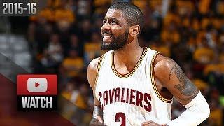 Kyrie Irving Full Game 1 Highlights vs Raptors 2016 ECF - 27 Pts, CRAZY Handles!
