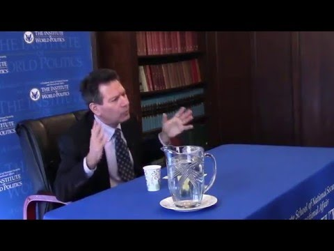 In Europe's Shadow: A Book Discussion with Robert D. Kaplan