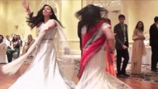 Joe and Tanya Wedding Reception - Bride Groom Entry