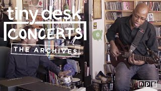 Lionel Loueke: NPR Music Tiny Desk Concert From The Archives