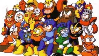 Top 10 MegaMan Robot Masters