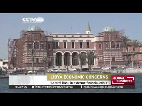 Libya's central bank in extreme financial crisis Mp3