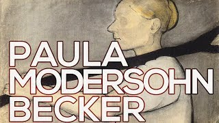 Paula Modersohn Becker: A collection of 149 works (HD)