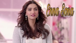 sonam kapoor best video song ok janu   cover song   enna sona