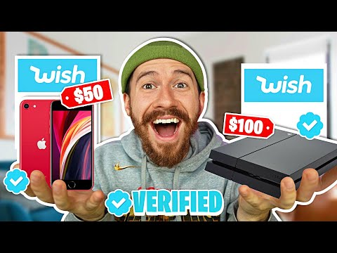 I Bought All The VERIFIED Items On Wish..