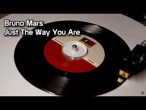 Bruno Mars - Just The Way You Are [2018 Hallmark Card 45] (2010)