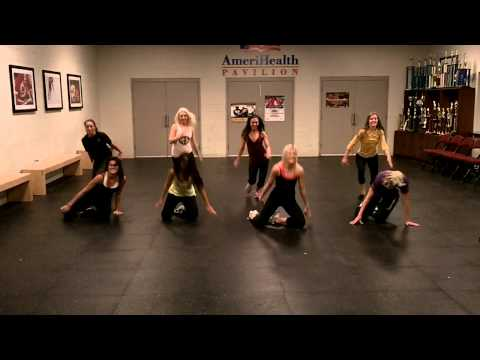 NJ Devils Dancers  Any Way You Want It  Choreography  Am