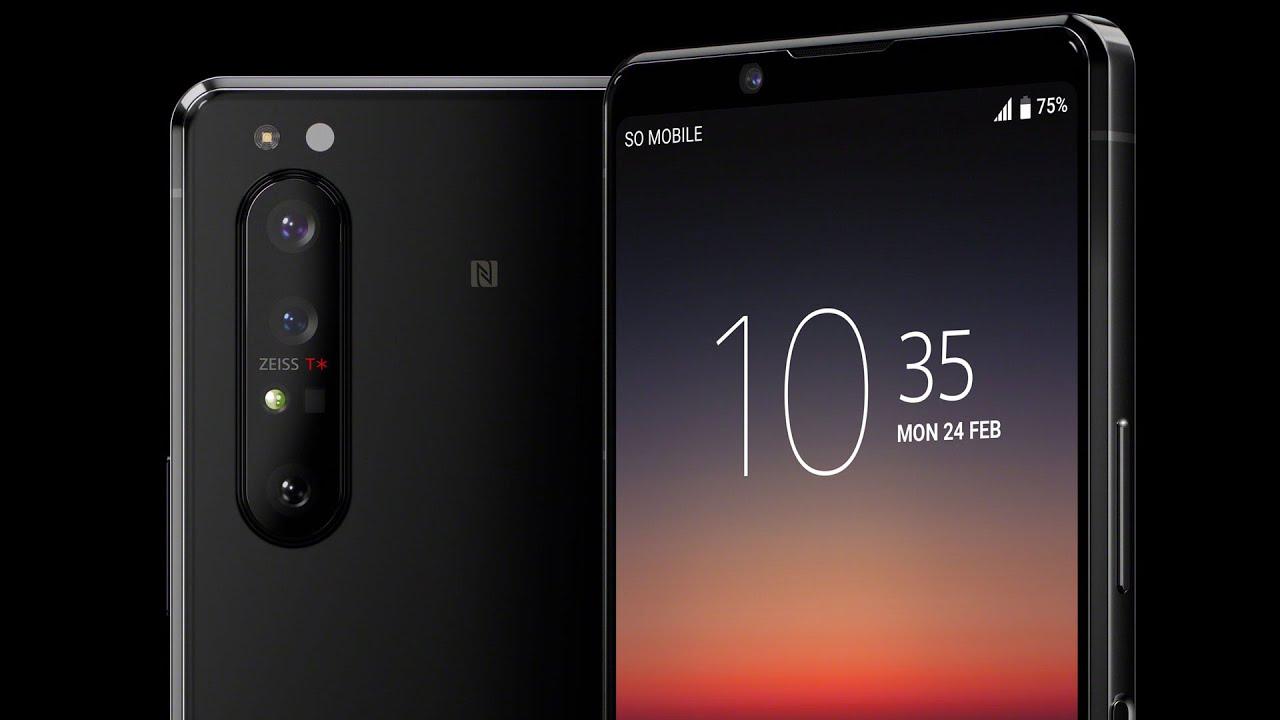 Sony Xperia 1 ii :: A9 in a Smartphone? - YouTube