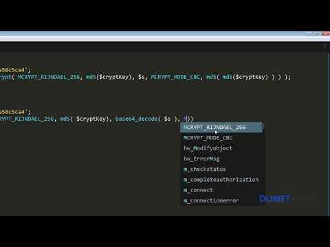 Cara Menggunakan Encrypt Codeigniter