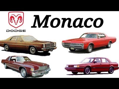 La historia del Dodge Monaco // Royal Monaco (1963-1992)