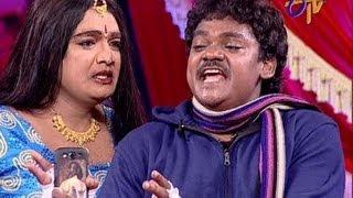 Jabardasth - Shakalaka Shankar Performance on 15th August 2013