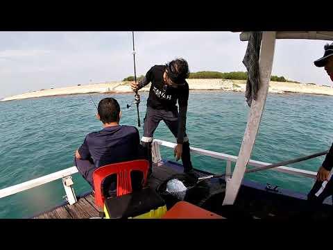 12/01/20 Singapore Southern Island Fishing