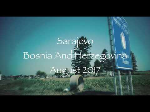 Sarajevo August 2017