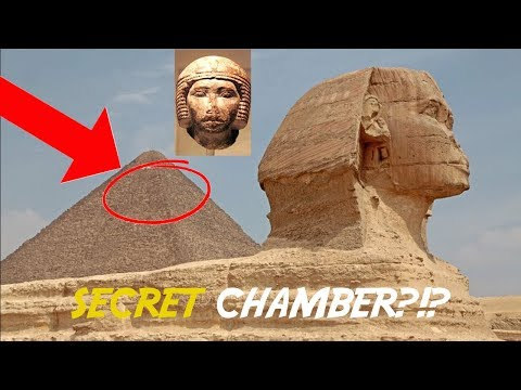 "King Khufu's suspicion about the now-discovered GREAT PYRAMID ""CHAMBER"" may shock you!"