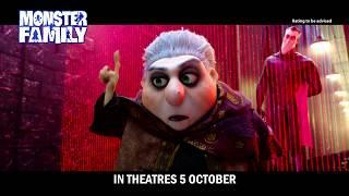 Monster Family Official Trailer