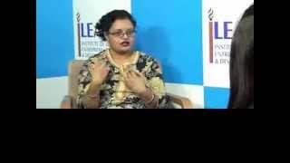 Interview of Sudakshina Bhattacharjee