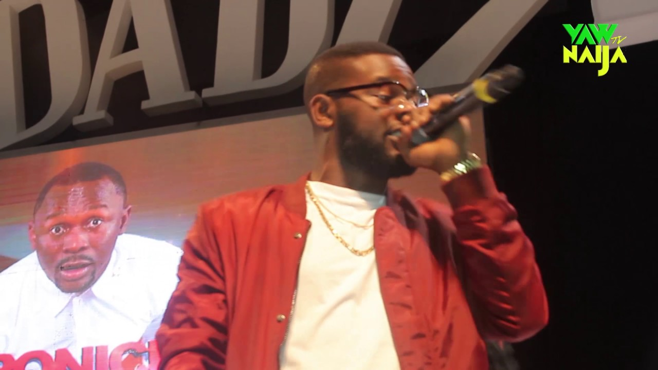 Download Watch FALZ Tha Bahd Guy's Energetic Performance at Chronicles of  Ushbebe.  Yadai 7