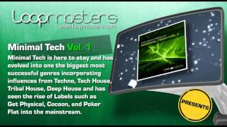 Minimal Samples and Royalty Free Producer Sounds by Loopmasters