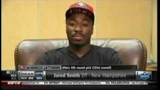 Marcus Lattimore Draft Day Interview