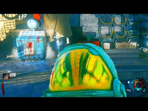 MOON REMASTERED: DLC 5 ZOMBIES CHRONICLE GAMEPLAY (Black Ops 3 Zombies)