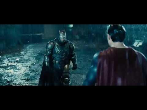 [MONTAGE] To Be A Man -  (Holy Musical Batman) - Batman v Superman