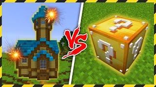 Minecraft FERAJNA: LUCKY BLOCKI NA FERAJNIE?!