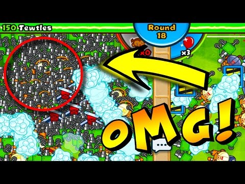 Bloons TD Battles - INFINITE TURRET GLITCH   HOW TO GET UNLIMITED TURRETS!