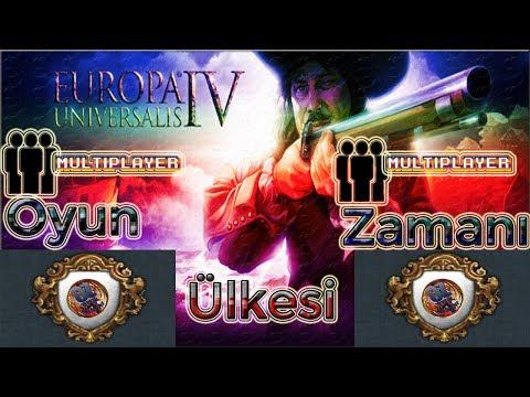Of Bu Ne Abi Hep Siyah Ekran Europa Universalis  IV Bölüm 18