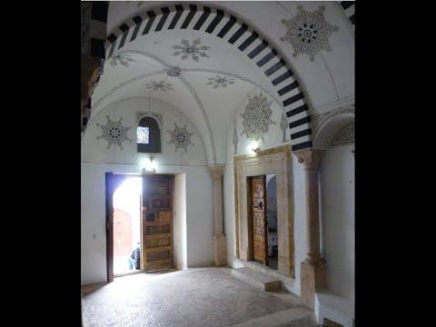 Maisons de tunisie la m dina de tunis part1 youtube for 7 a la maison saison 8